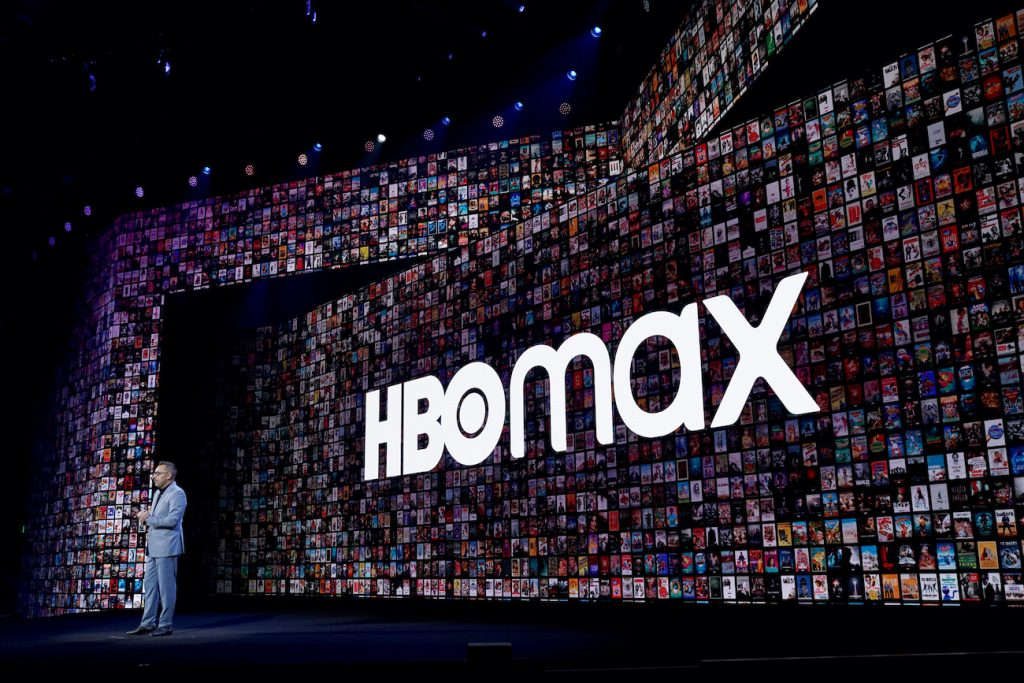 Tony Goncalves, Chief Executive Officer of Otter Media, speaks onstage at HBO Max