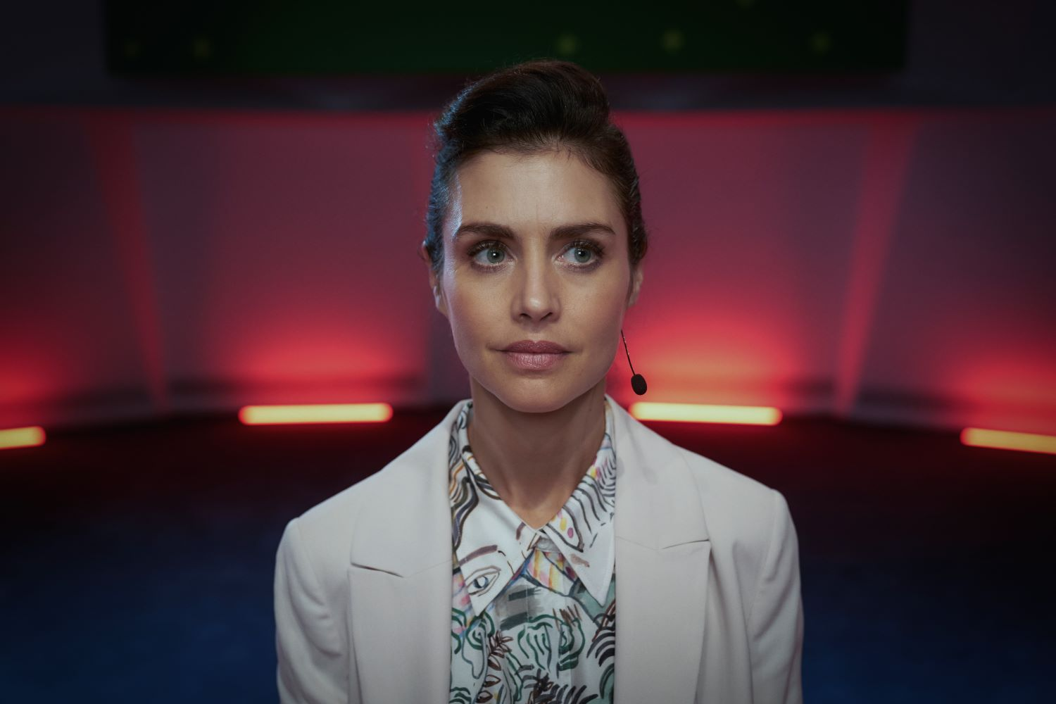 Hannah Ware in Netflix's 'The One'