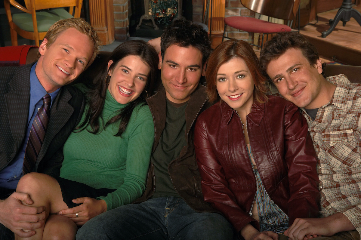 'How I Met Your Mother' stars Neil Patrick Harris, Cobie Smulders, Josh Radnor, Alyson Hannigan, and Jason Segel