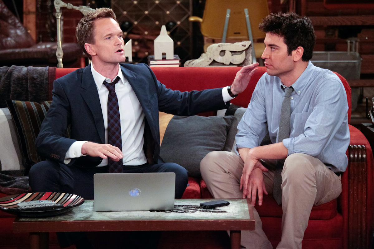 'How I Met Your Mother' stars Neil Patrick Harris and Josh Radnor