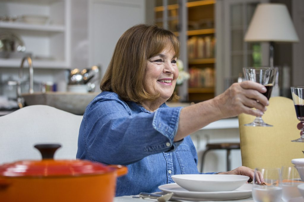 Ina Garten | Mike Smith/NBCU Photo Bank/NBCUniversal via Getty Images via Getty Images