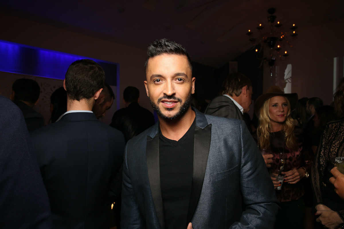 Jai Rodriguez attends Los Angeles Confidential Men's Issue Celebration hosted by James Marsden