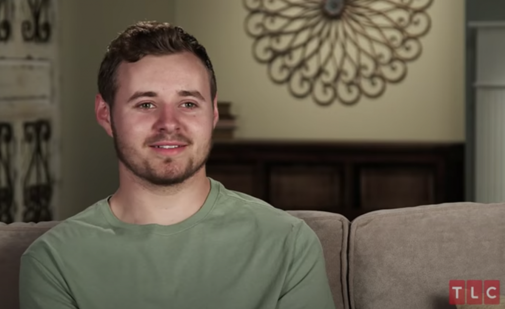 Jedidiah Duggar on TLC's 'Counting On'