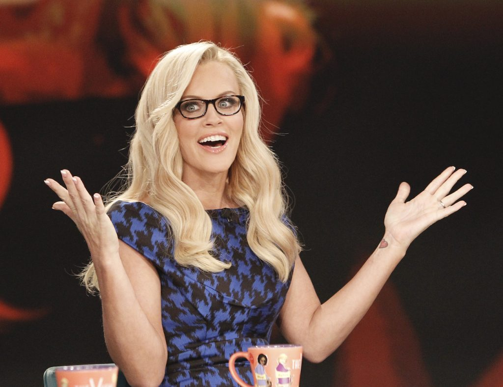 Jenny McCarthy of 'The View'