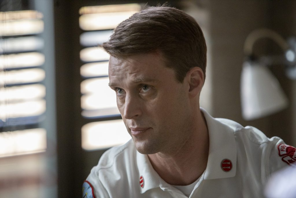 Jesse Spencer as Matthew Casey on 'Chicago Fire'