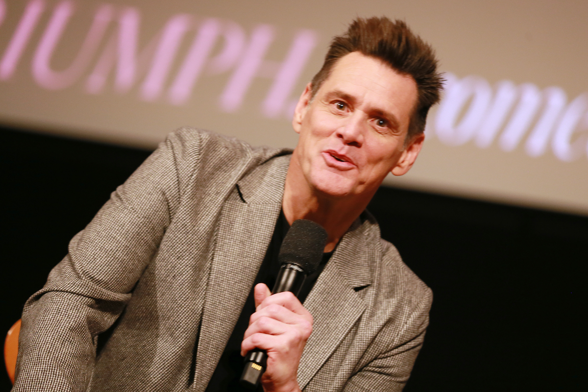 Jim Carrey at a For Your Consideration screening of Showtime's 'Kidding'
