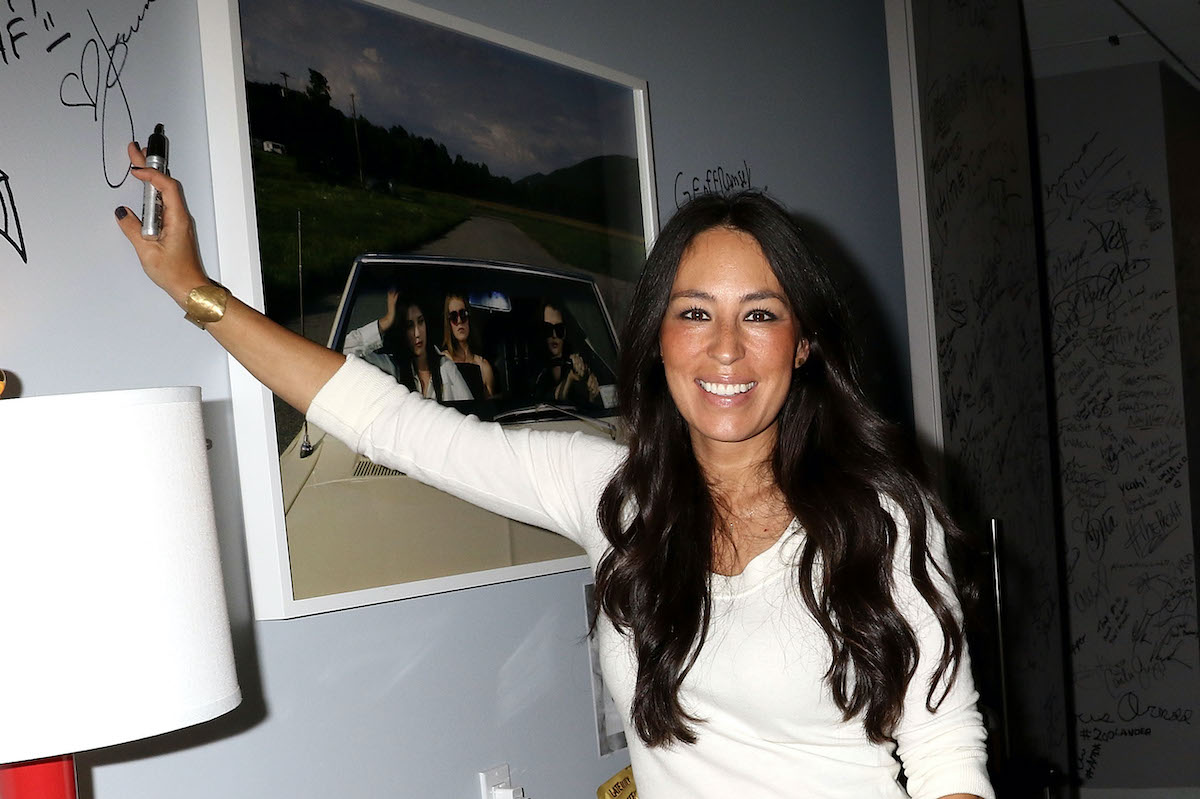 """Joanna Gaines attends The Build Series to discuss """"The Magnolia Story"""" at AOL HQ"""