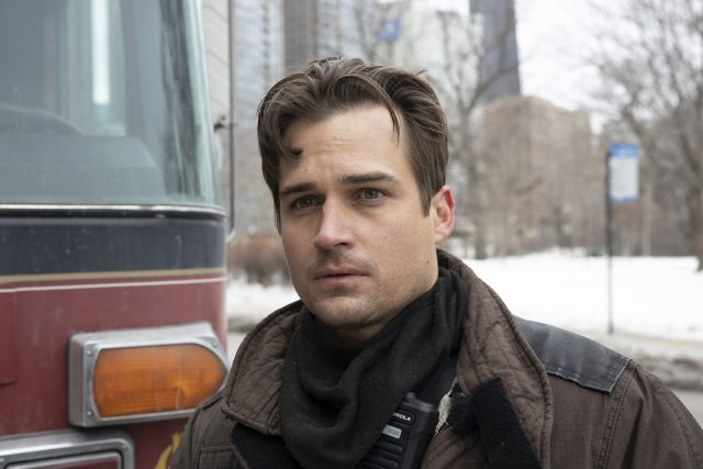'Chicago Fire': Who Plays Grainger on 'Chicago Fire'?