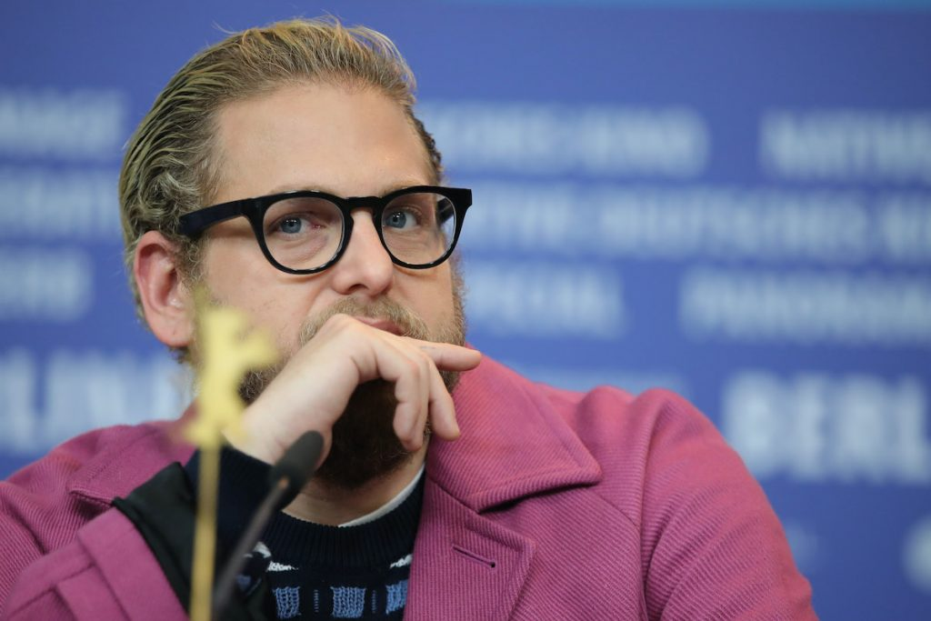 Actor Jonah Hill, who has called out Daily Mail recently