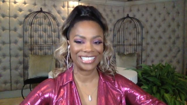 'RHOA': Kandi Burruss Wants to See Drew Sidora Keep Her Peach for These 2 Reasons