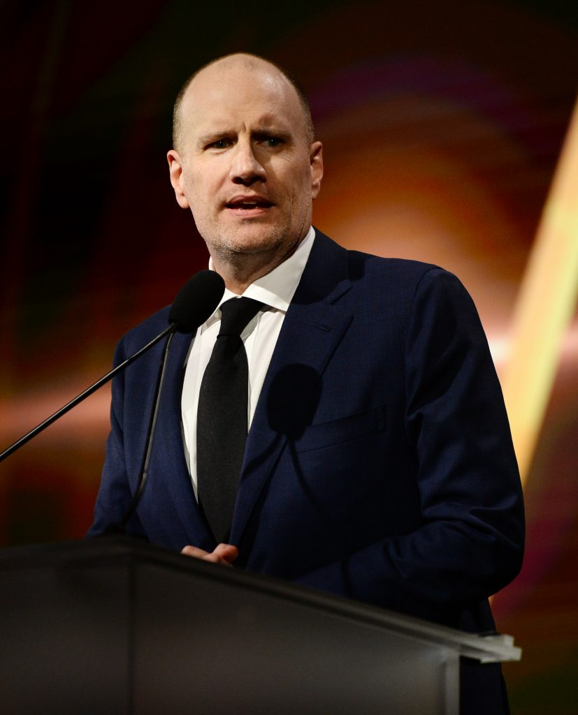 Kevin Feige at the ACE Eddie Awards