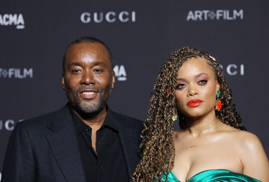 Lee Daniels and Andra Day