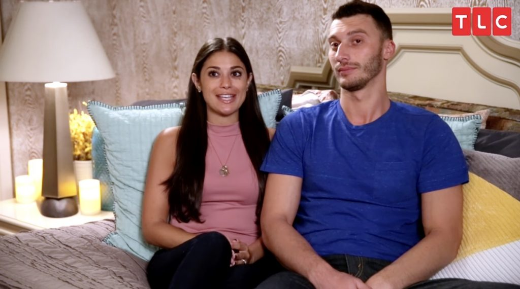 Loren and Alexei Brovarnik in '90 Day Fiancé: Happily Ever After'