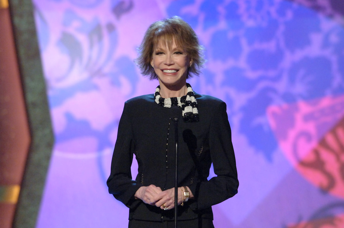 Mary Tyler Moore at the 4th Annual TV Land Awards