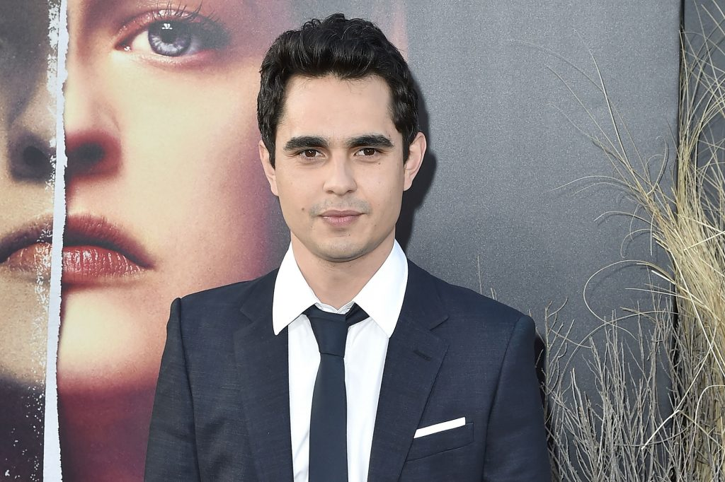 Actor Max Minghella at the premiere for Season 2 of Hulu's show 'The Handmaid's Tale'