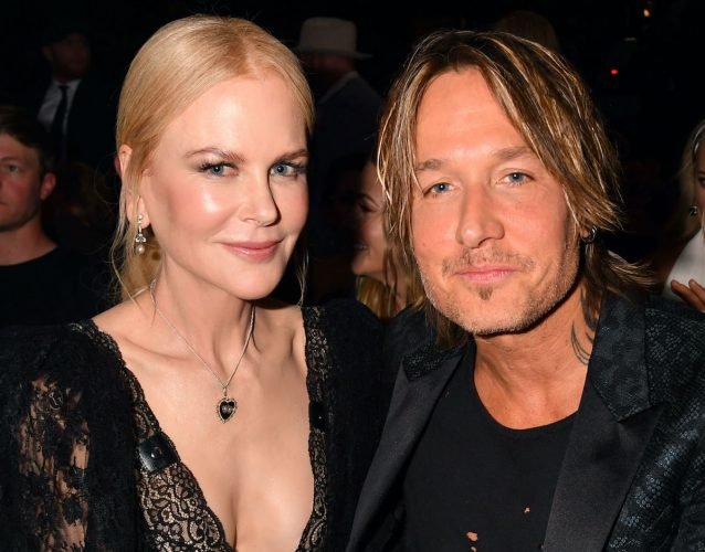 Nicole Kidman and Keith Urban's Daughters Aren't Impressed by Award Shows