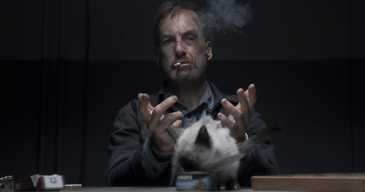 Bob Odenkirk in 'Nobody'