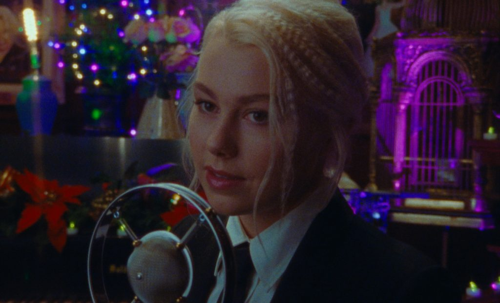 Phoebe Bridgers performs on 'The Tonight Show Starring Jimmy Fallon' on Dec. 2, 2020 | NBC/NBCU Photo Bank via Getty Images
