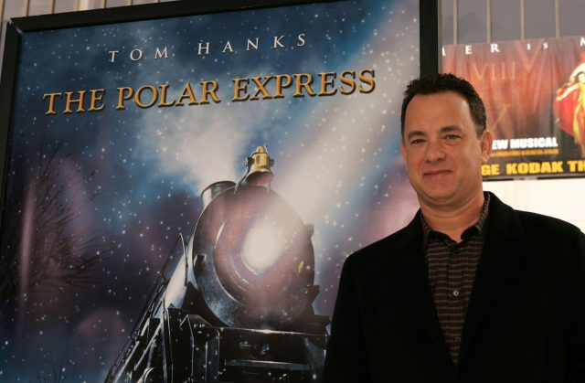 Tom Hanks: 'The Polar Express' Was 'Like Rehearsing a Play in the Round'