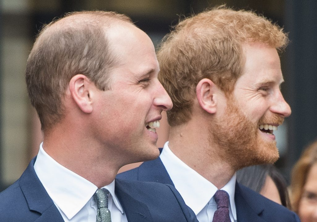 Prince William and Prince Harry visit the Royal Foundation Support4Grenfell comunity hub