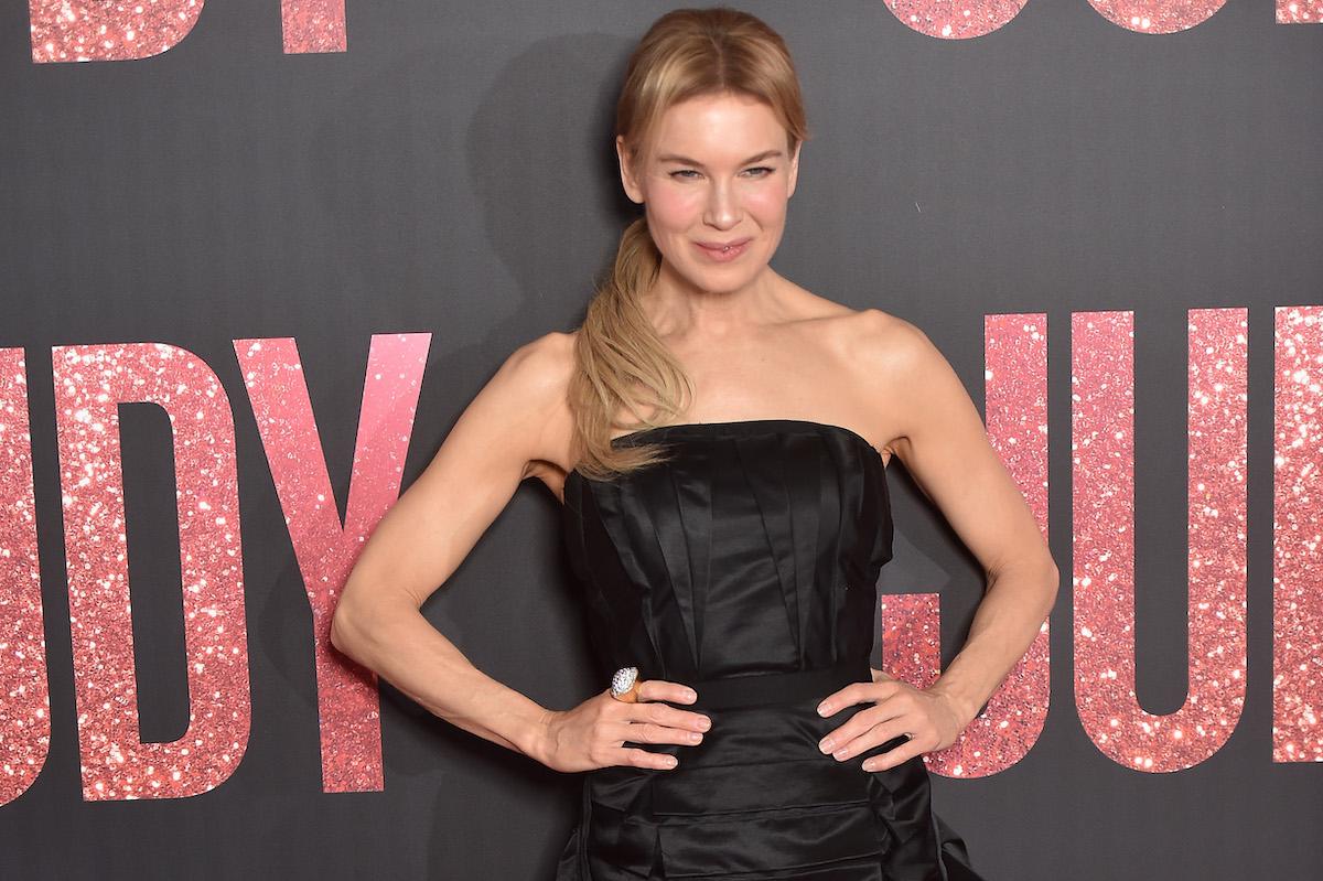 Renee Zellweger at the 'Judy' premiere   Stephane Cardinale - Corbis/Corbis via Getty Images