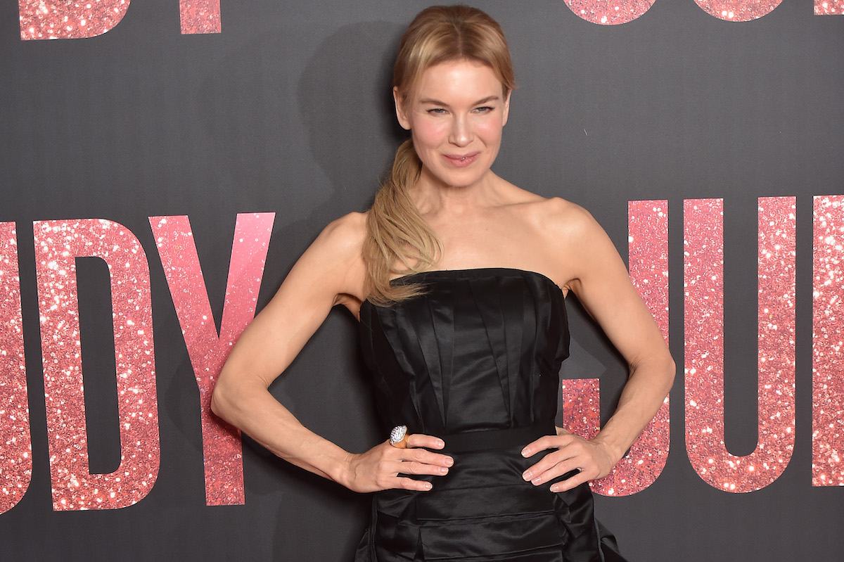 Renee Zellweger at the 'Judy' premiere | Stephane Cardinale - Corbis/Corbis via Getty Images