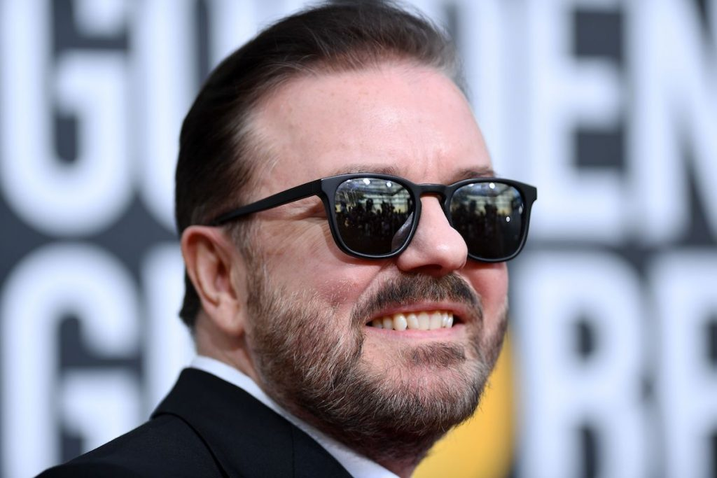 Ricky Gervais, co-creator of 'The Office'