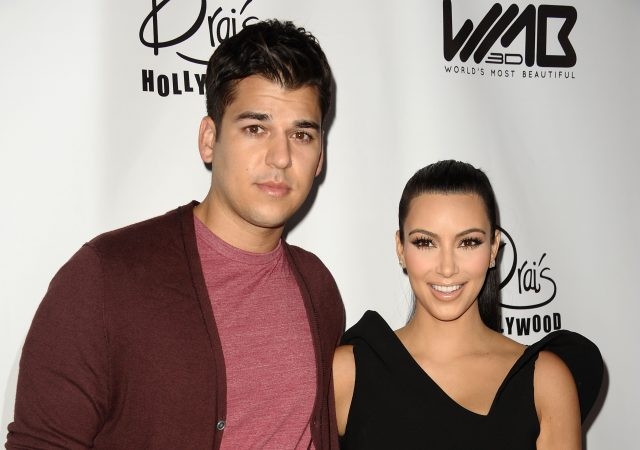 Are Rob Kardashian and Kanye West Friends?