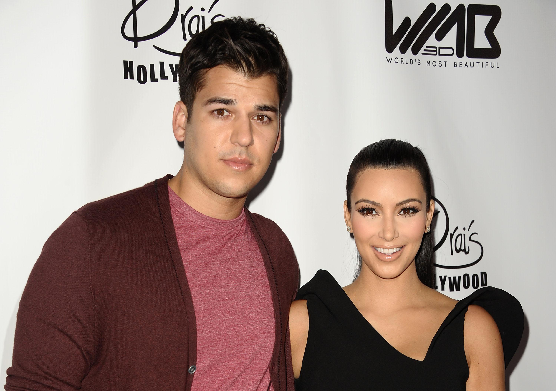 Worth net rob kardashian Rob Kardashian