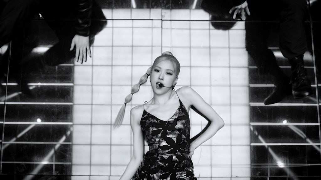 Musical guest from BLACKPINK, Rosé, performs on 'The Tonight Show Starring Jimmy Fallon'
