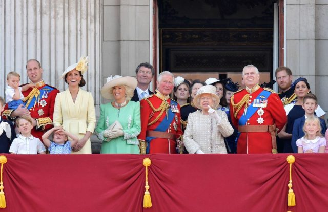 Which Royal Family Members Run 'the Institution'?