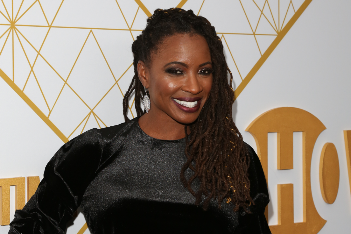 Shanola Hampton attends the Showtime Emmy eve nominees celebrations