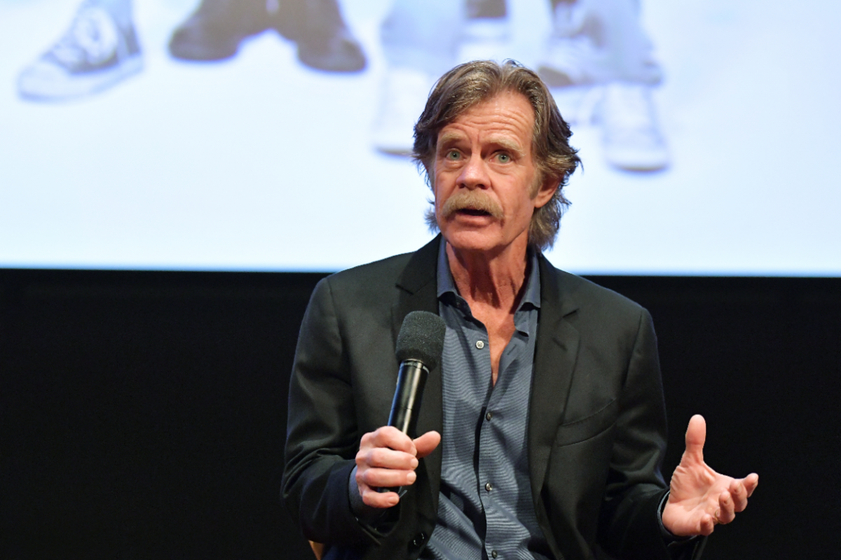 William H. Macy attends For Your Consideration Event For Showtime's 'Shameless'