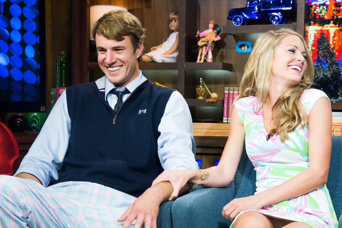Shep Rose and Cameran Eubanks on 'WWHL'