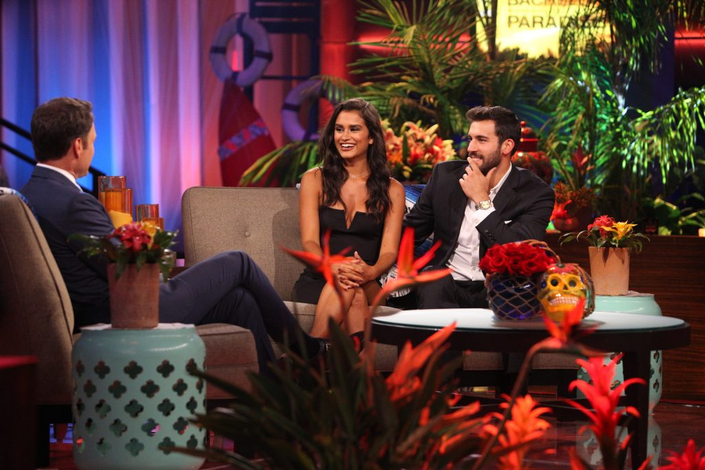 Bachelor in Paradise Taylor Nolan and Derek Peth