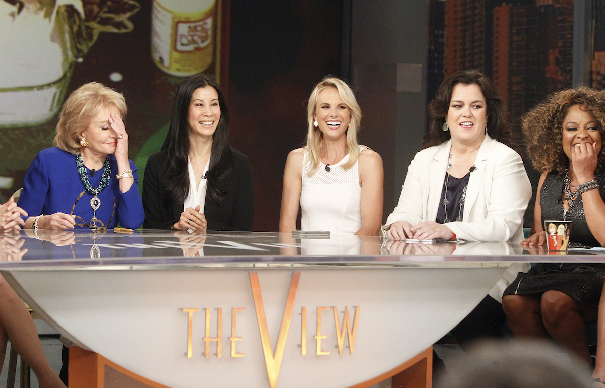 The View's episode featured every host in the history of the series