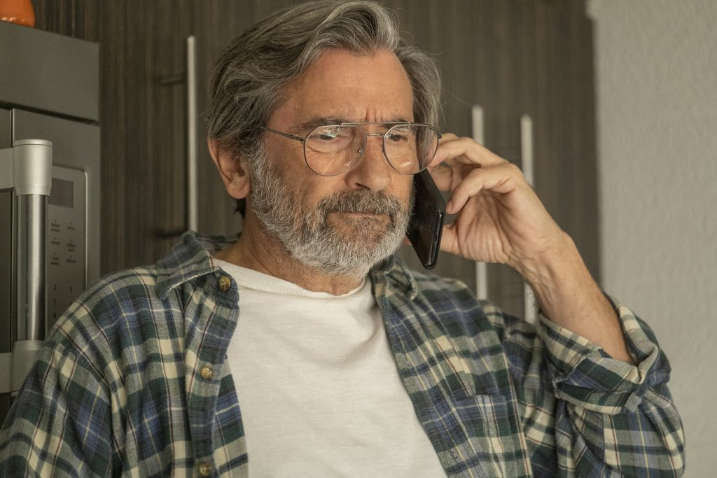 This Is Us Uncle Nicky played by Griffin Dunne