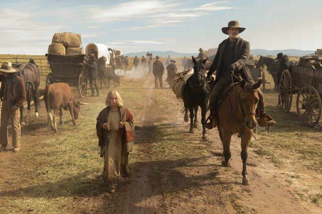 Tom Hanks Western 'News of the World' Was 'Not Really Faking Anything,' Actor Says