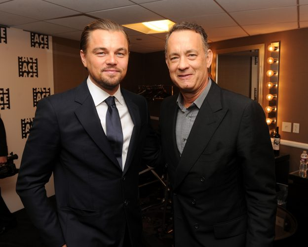 Leonardo DiCaprio Once Called Tom Hanks His 'Role Model'