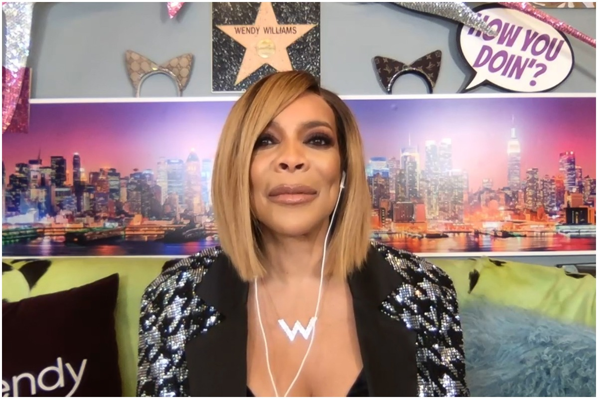 Wendy Williams on WATCH WHAT HAPPENS LIVE WITH ANDY COHEN