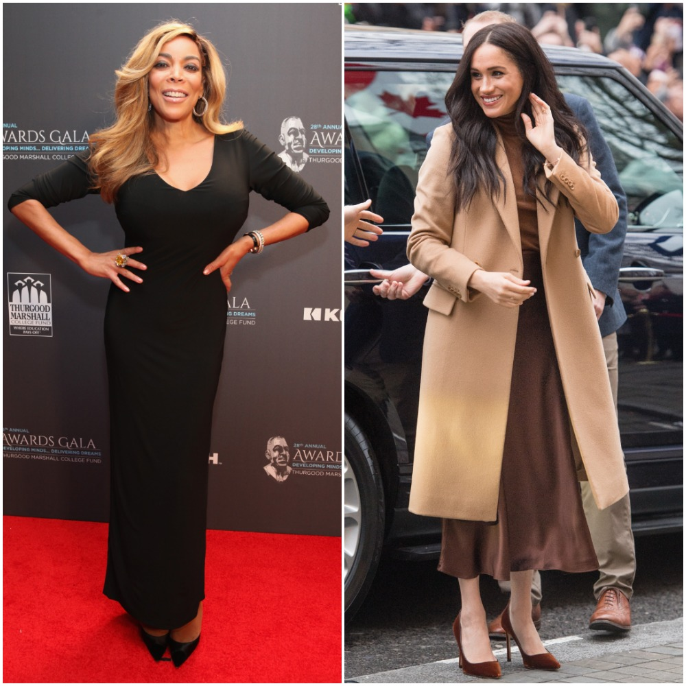 Wendy Williams; Meghan Markle