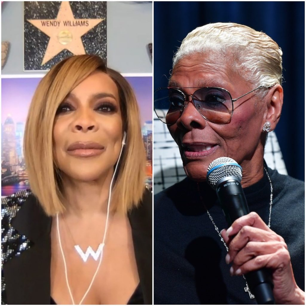 How Wendy Williams and Dionne Warwick's Feud Began