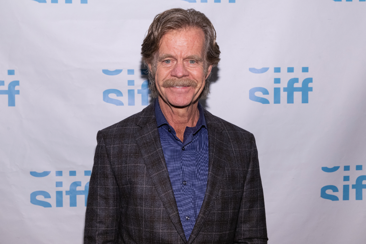 """Actor William H. Macy attends a screening of the film """"Stealing Cars"""""""