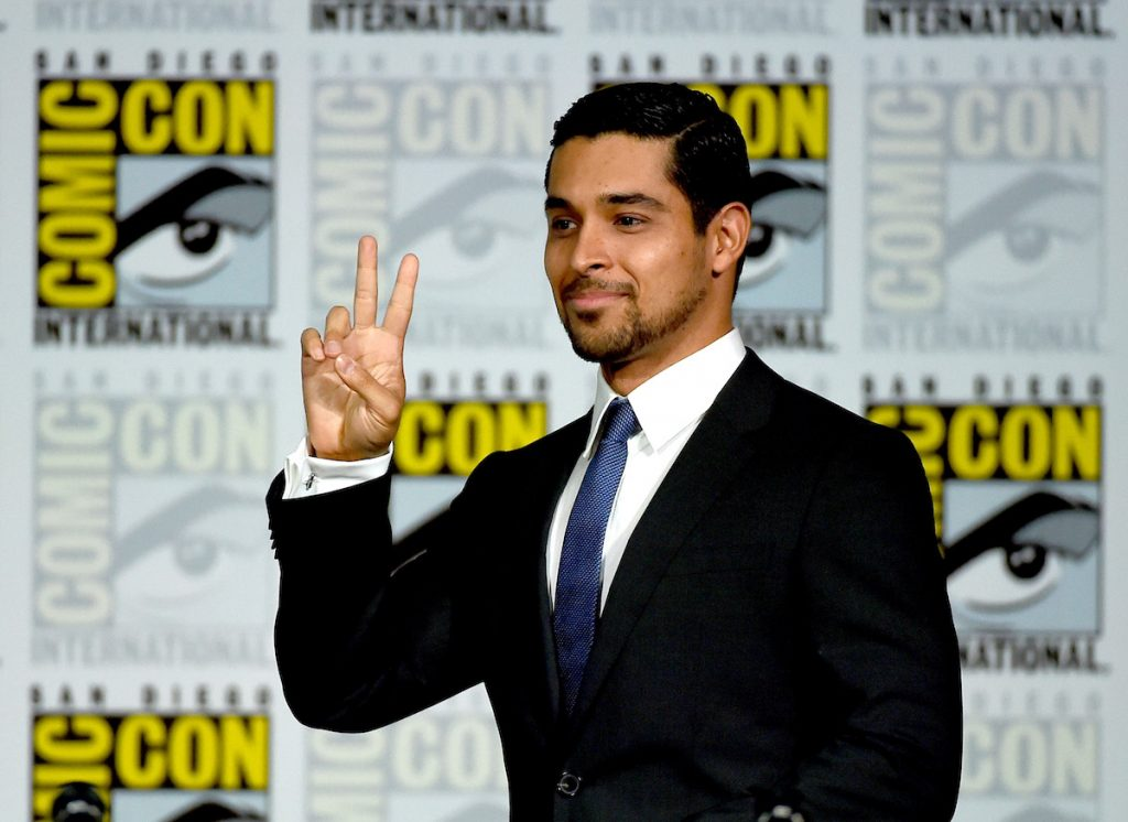 Actor Wilmer Valderrama attends the 'Minority Report' panel during Comic-Con International 2015 at the San Diego Convention Center on July 10, 2015, in San Diego, California