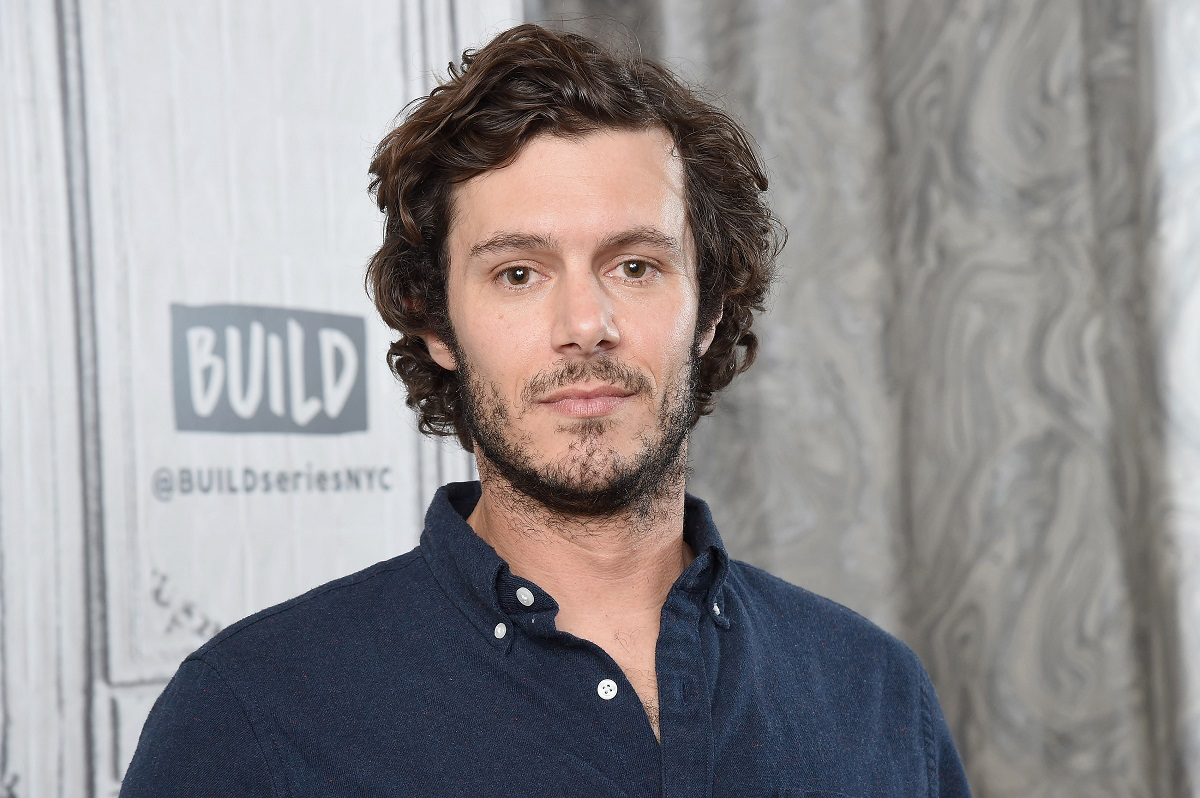Adam Brody on August 12, 2019, in New York City.