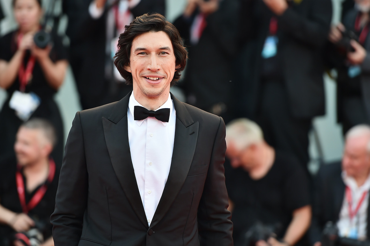 "Adam Driver walks the red carpet ahead of the ""Marriage Story"" screening during during the 76th Venice Film Festival"