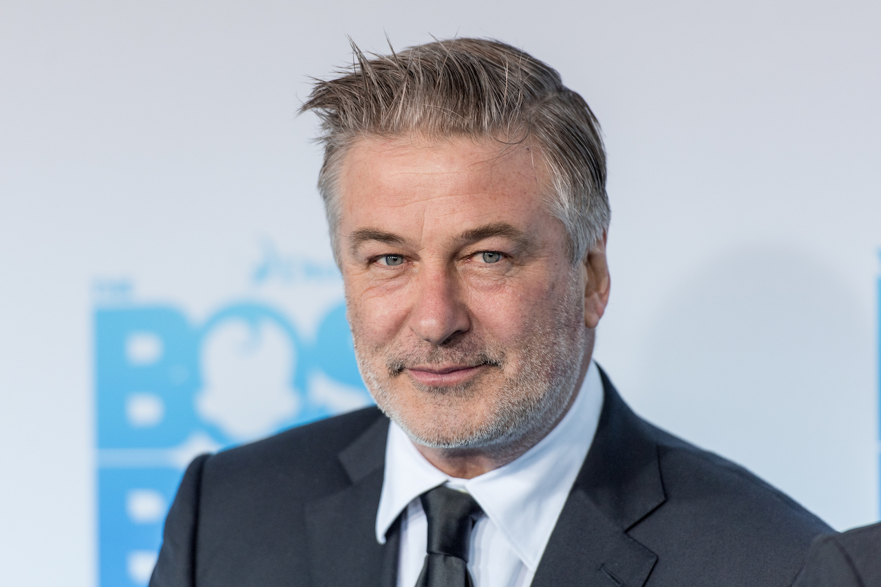 """Alec Baldwin attends """"The Boss Baby"""" New York Premiere at AMC Loews Lincoln Square 13 theater"""