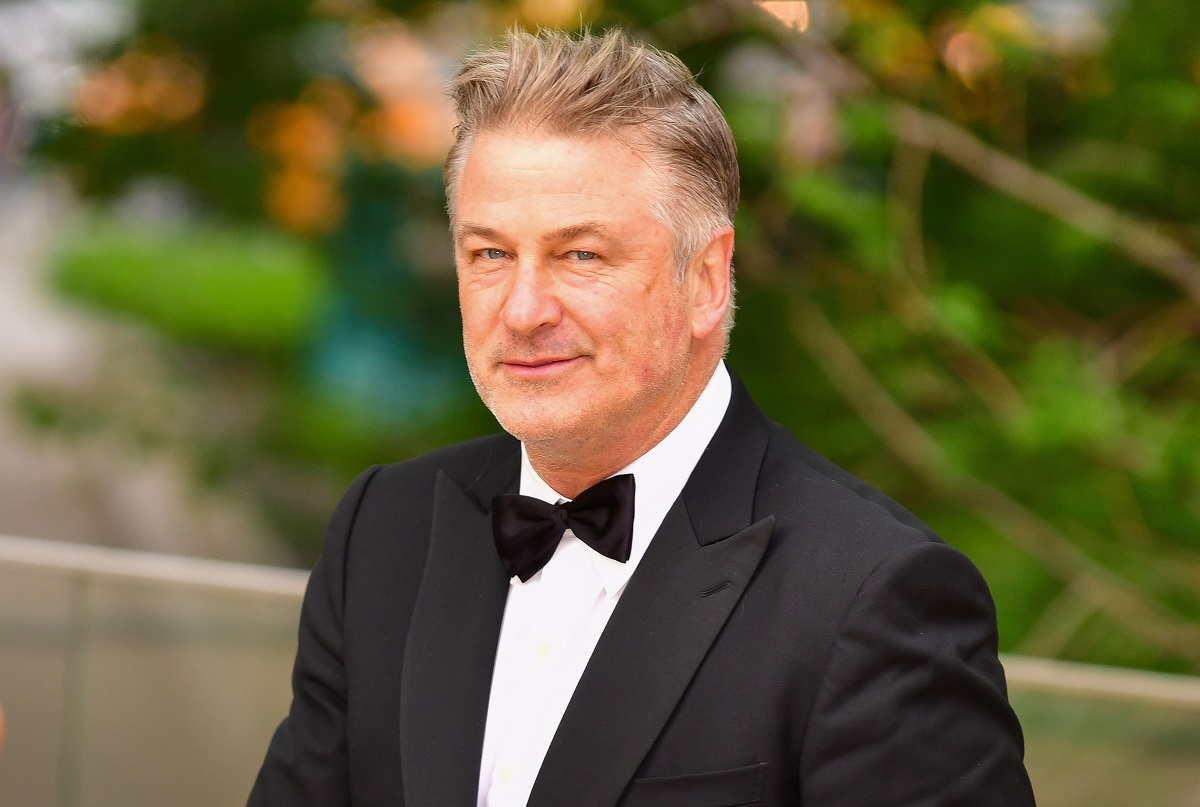 Alec Baldwin on May 20, 2019, in New York City.