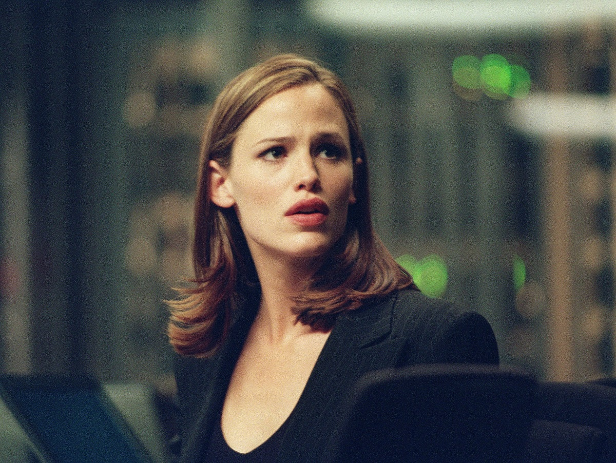 Jennifer Garner as Sydney Bristow in 'Alias'