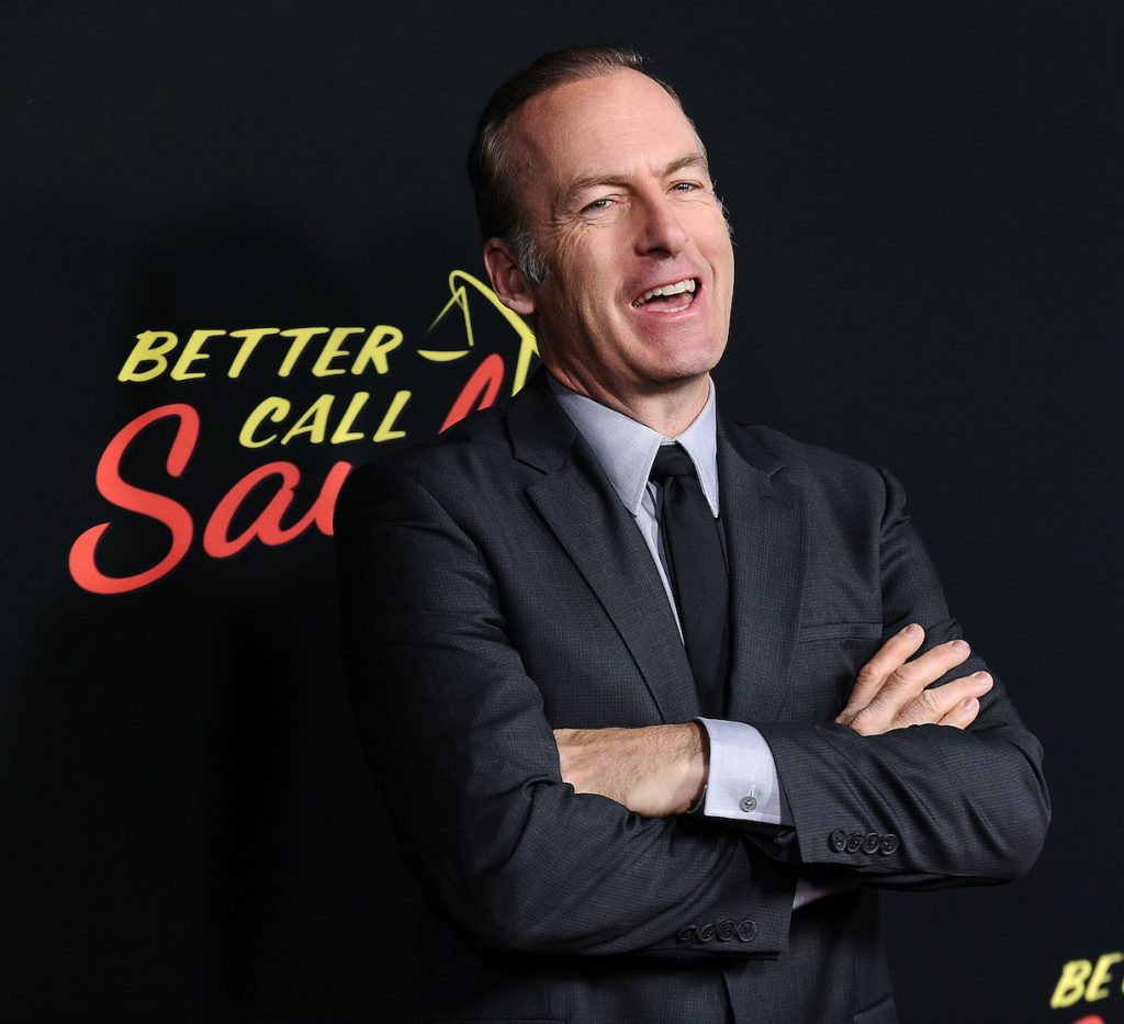 Bob Odenkirk attends the Season 2 premiere of 'Better Call Saul'